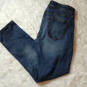 Old Navy jeans dark blue wash